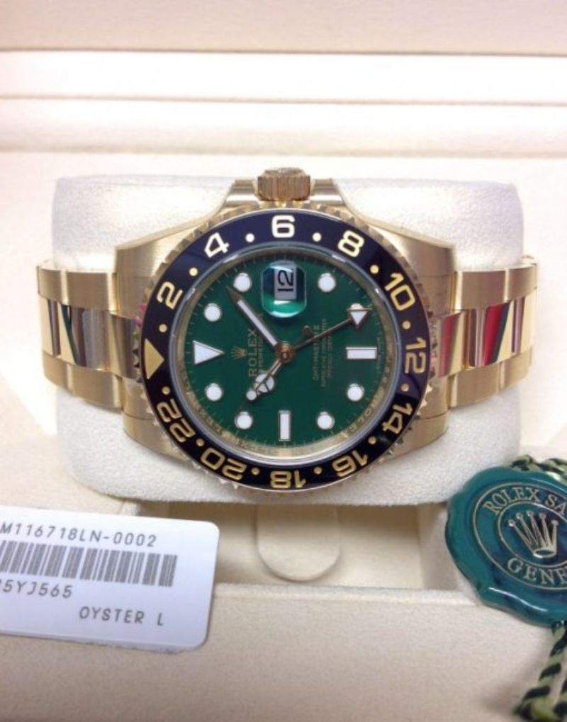 gmt-master-ii-oro-green-dial