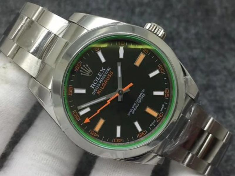 milgauss-116400gv-904l-steel-case-with-super-clone-3131-movement